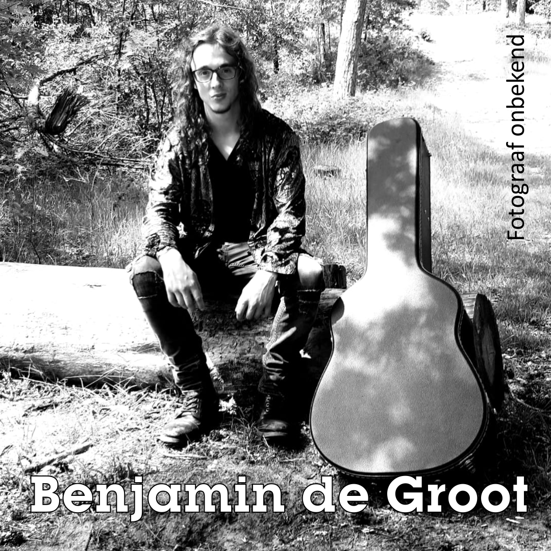 Soundcloud Benjamin de Groot